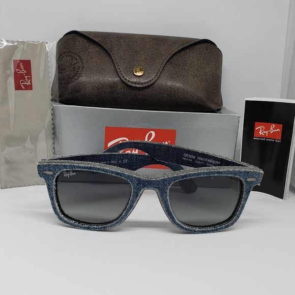 d24b4ebd4e Ray-Ban Jeans Unisex Sunglasses RARE!!!